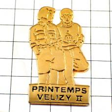 ピンズ・男の子たちプランタン春ゴールド金色