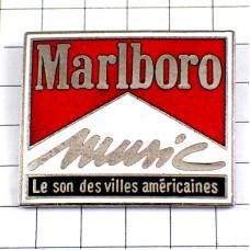 ピンバッジ・マルボロ煙草ミュージック音楽アメリカ/USA