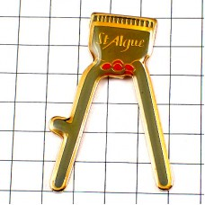 ピンバッジ・バリカン散髪ヘアーサロン美容師理容師の道具