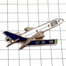 ピンズ・飛行機UTA/フランス国際航空会社マクドネル・ダグラスDC10
