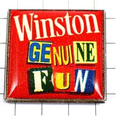 ピンズ・ウィンストン煙草タバコの楽しみ