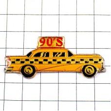 ピンズ・イエローキャブ車タクシーNYニューヨーク名物アメリカ/USA