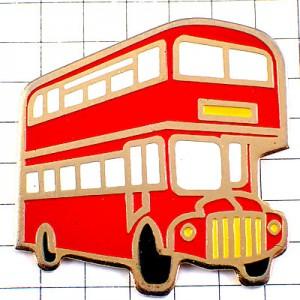 ピンズ・ロンドンバス車2階建てバス英国イギリス名物