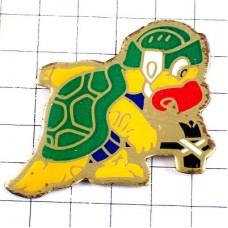 ピンバッジ・スーパーマリオ亀ハンマーブロス任天堂グリーン緑
