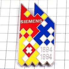 ピンズ・シーメンス社ドイツの会社スイス国旗