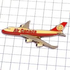 ピンズ・カナディアン航空の飛行機