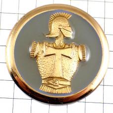 ピンズ・中世の騎士の甲冑ミリタリーフランス軍
