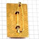 ブローチ・第71工兵連隊フランス軍イカリ錨ライオン紋章ミリタリー甲冑