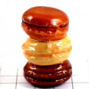フェブ・マカロンお菓子チョコ味