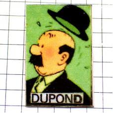 ピンズ・デュポンデュポン漫画タンタンの冒険旅行