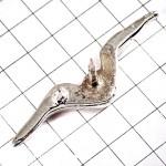 ピンズ・カモメ鴎シルバー銀色の鳥