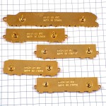 ピンズ・ノーフォークアンドウェスタン鉄道アメリカ/USA全5両ライオンズクラブL
