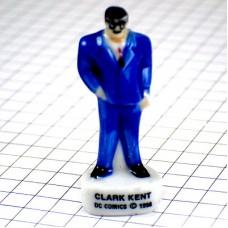 フェブ・スーパーマンDCコミックス漫画アメコミ1998年クラークケント青いスーツ背広