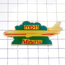 ピンバッジ・飛行機マクドネルダグラス MD-11