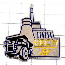 ピンバッジ・トラック大型の車エネルギー鉱山