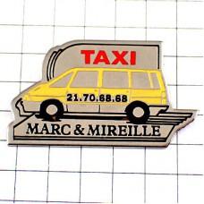 ピンズ・タクシー会社ルノーエスパス大型車