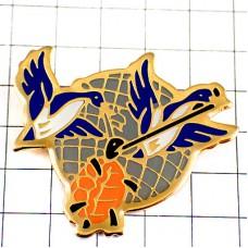 ピンズ・鳥に運ばれるカメ亀