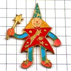 ピンズ・魔法使いアルベールビル五輪オリンピック流れ星ビンテージ中古品