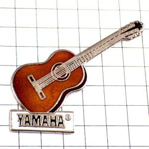 ピンバッジ・アコースティックギター弦楽器ヤマハ音楽
