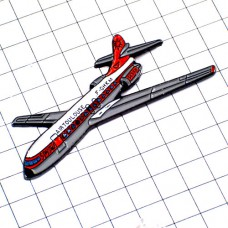 ピンバッジ・飛行機エアトゥールーズ航空会社航空機