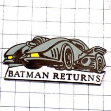 ピンバッジ・バットマンリターンズ映画バットモービル灰色の車