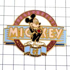 ピンバッジ・ミッキーマウス60周年ディズニー映画