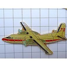 ピンバッジ・消防飛行機72