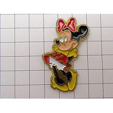 ピンズ・ディズニーミニーマウス