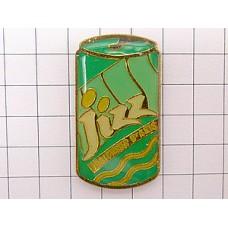 ピンズ・炭酸飲料の缶