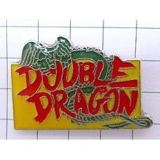 ピンズ・緑色の竜ドラゴン龍