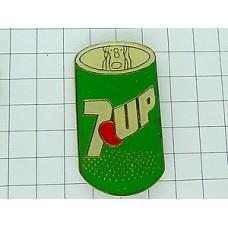 ピンズ・セブンアップ飲物缶