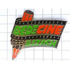 ピンズ・鉛筆と映画フィルム