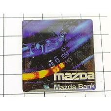 ピンズ・マツダ車/Mazda銀行