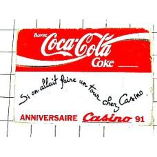 ピンズ・コカコーラとフランス語