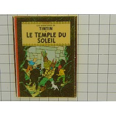 ピンズ・タンタン漫画本『太陽の神殿』