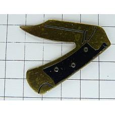 ピンズ・折りたたみ式ナイフ