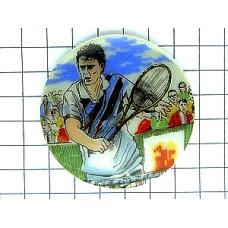 ピンズ・テニス選手ラケット陶磁器製