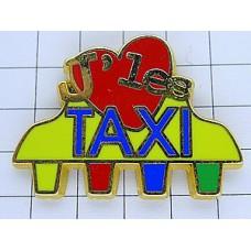 ピンズ・タクシー大好き車