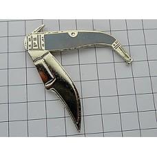 ピンズ・折りたたみ式ナイフ刃