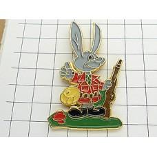 ピンズ・ウサギの猟師キノコ赤茸
