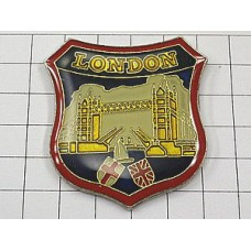 ピンバッジ・ロンドン塔の橋の紋章