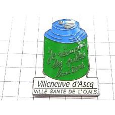 ピンズ・電池のリサイクル緑