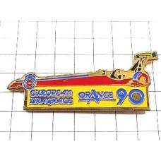 ピンバッジ・ドラッグレース車