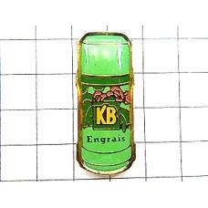 ピンズ・緑のボトル芳香剤
