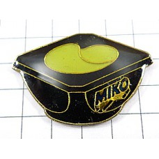 ピンズ・MIKOアイスクリームカップ緑