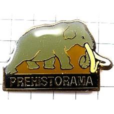 ピンズ・先史時代マンモスゾウ象
