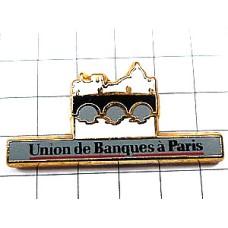 ピンズ・パリ銀行セーヌ川の橋
