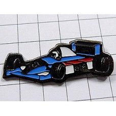 ピンズ・F1の青い車エルフ