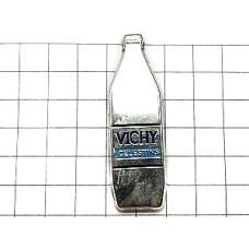 ピンズ・ヴィシー水ボトル