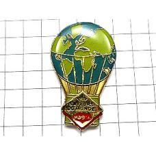 ピンズ・マギー地球の気球